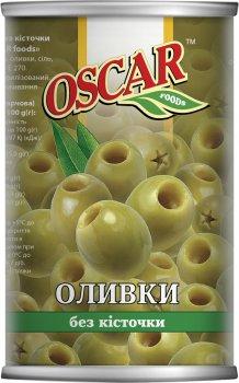 Оливки без кісточки Oscar 280 г (8413552051321)