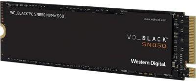Western Digital Black SN850 1TB NVMe M.2 2280 PCIe 4.0 x4 (WDS100T1X0E)