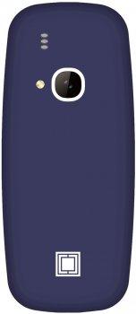 Мобільний телефон ASSISTANT AS-201 Blue