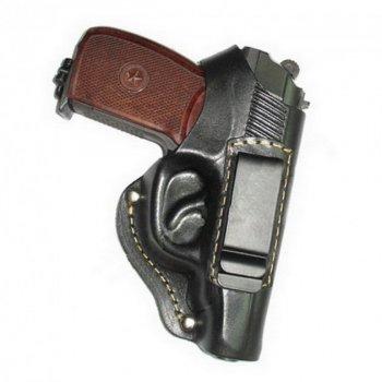 Кобура для пістолета ПМ Grizzly поясний (кліпса)