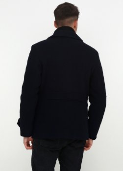 Пальто Tom Tailor темно-синее (39-PA-1-03-Dblue-50)