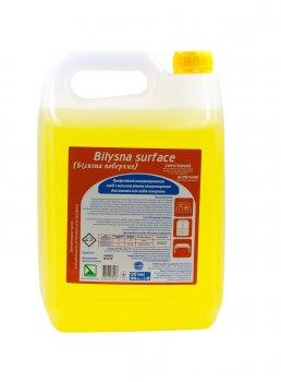 Концентрований миючий засіб Lysoform Білизна поверхню для миття всіх видів поверхонь 5 л