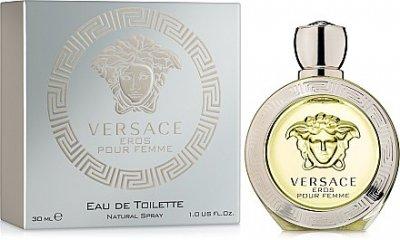 Туалетная вода Versace Eros Pour Femme woman edt 30ml