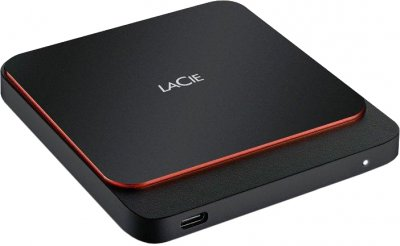 LaCie Portable 500GB 2.5 USB-C (STHK500800) External