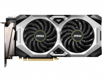 Видеокарта GF RTX 2080 Super 8GB GDDR6 Ventus XS MSI (GeForce RTX 2080 SUPER VENTUS XS)