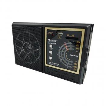 Радиоприемник GOLON RX-98 Черный (3720)