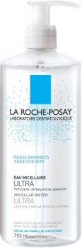 Міцелярна вода Міцелярний розчин La Roche-Posay Physiological Micellar Water Solution 750 мл (4823064220865)