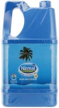 Масло для тела Кокосовое масло KLF Nirmal Pure Coconut Oil 1000 мл (8906002660728)
