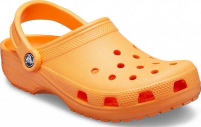 Сабо Crocs Women's Classic Clog 10001-801 Оранжевые