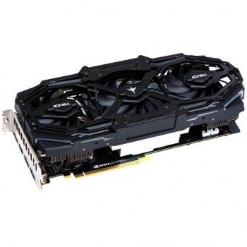 Відеокарта INNO3D GeForce RTX2060 SUPER 8192Mb ICHILL X3 ULTRA (C206S3-08D6X-1731VA17)