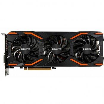 Відеокарта GIGABYTE GeForce GTX1060 6144Mb WINDFORCE 3X OC (GV-N1060WF3OC-6GD)