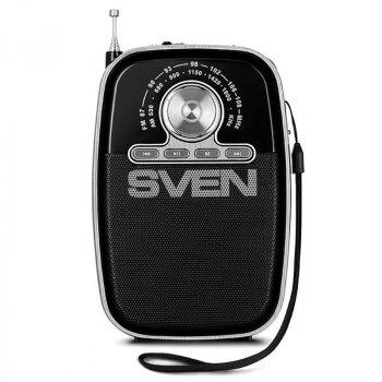 Радиоприемник Sven SRP-445 Black