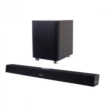 Bluetooth колонки Q Sound Soundbar S9620 with Subwoofer SW80 Black