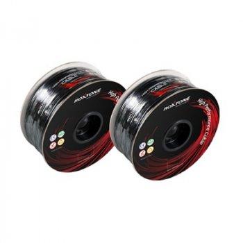 Спикерный кабель Roxtone SC040B, 4x2.0, 100 м