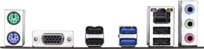Мат. плата MB GigaByte H310M S2 2.0 (s1151, Intel H310, PCI-Ex16)