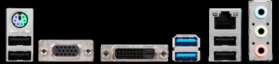 Мат. плата MB MSI H310M PRO-VD PLUS (Socket 1151, Intel H310, 2 x PCI-Ex 2.0 x1, 1 x PCI-Ex 3.0 x16, MicroATX)