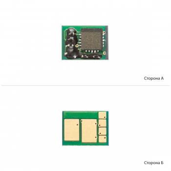 Чип для картриджа HP LJ Pro M254/CF543X/Canon 054H, Magenta, 2.3k WELLCHIP (CHPCF543XU)