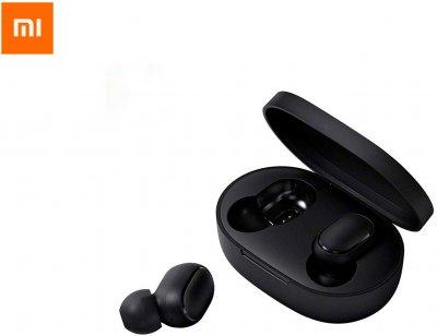 Навушники Xiaomi Redmi Airdots Basic S TWSEJ05LS TWS Black (ZBW4499CN/ZBW4502GL)
