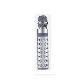 Bluetooth-колонки Semetor Karaoke Wireless Stereo System S 602 Silver