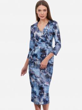 Плаття Natali Bolgar 19125/ATS-245 Синє