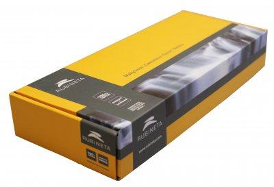 Смеситель для раковины RUBINETA Etna-18/D BK ETD0068 черный