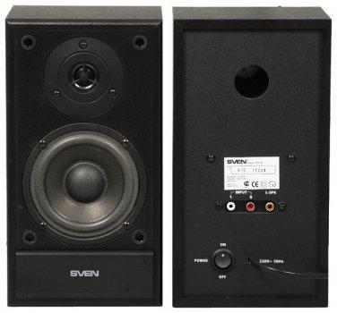 Акустическая система Sven SPS-702 Black