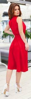 Платье ISSA PLUS 11626 Красное