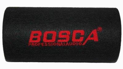 """Універсальна активна колонка 2в1 з вбудованим підсилювачем BOSCA 5"""" bluetooth фазоінвертор 500W чорний + пульт"""