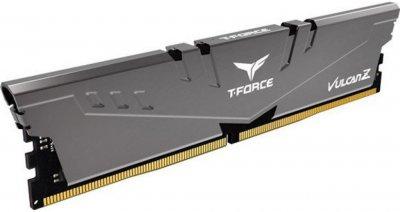 Оперативная память Team T-Force Vulcan Z DDR4-2666 8192MB PC-21300 Gray (TLZGD48G2666HC18H01)