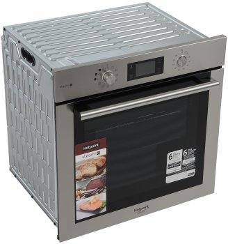 Духовой шкаф электрический HOTPOINT ARISTON FA4S 841 J IX HA