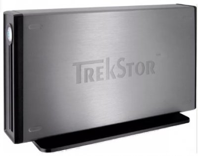 "Накопичувач зовнішній HDD 3.5"" 500GB USB TrekStor DataStation maxi Light (TS35-500MLS) - Refubrished"