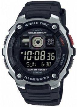 Чоловічі годинники Casio AE-2000W-1BVEF