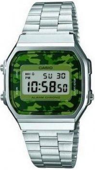 Чоловічі годинники Casio A168WEC-3EF