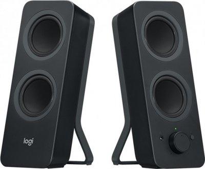 Колонки Speakers Logitech Bluetooth Computer Speakers Z-207 Black (980-001295)