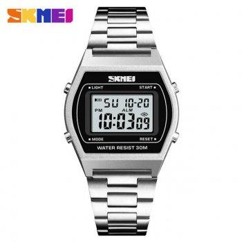 Мужские часы Skmei 1328 Silver (0244)