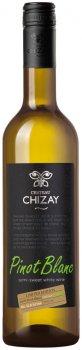 Вино Chizay Піно Блан біле напівсолодке 0.75 л 9-13% (4820001632934)