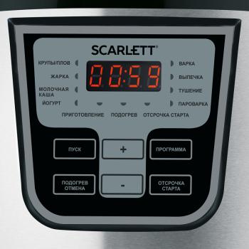 Мультиварка Scarlett SC-MC410S22