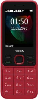 Мобільний телефон Nokia 150 TA-1235 DualSim Red (16GMNR01A02)