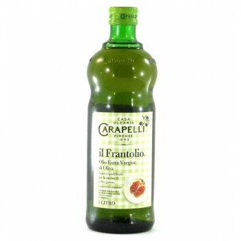 Масло оливковое Carapelli Extra 1л
