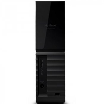 Внешний жесткий диск 3.5 6TB Western Digital (WDBBGB0060HBK-EESN)