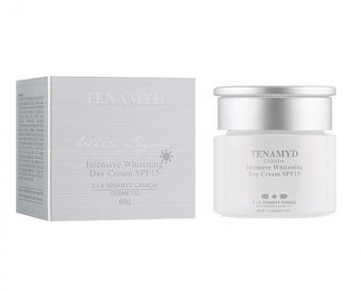 Депигментирующий дневной крем TENAMYD Intensive Whitening Day Cream SPF 15, 60 г