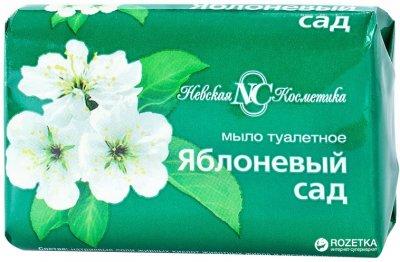 Упаковка мыла Невская Косметика Яблоневый сад 90 г х 72 шт (14600697101825)