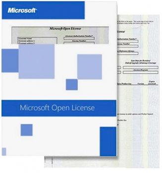Офісна програма Microsoft Visio Standard 2019, одна мова на вибір, корпоративна ліцензія OLP для комерційної організації (D86-05868)