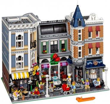 Конструктор LEGO Creator Expert Городская площадь 4002 детали (10255)
