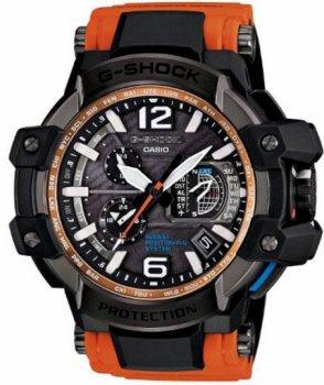 Чоловічі годинники Casio GPW-1000-4AER