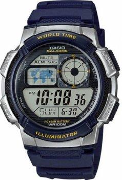 Чоловічі годинники Casio AE-1000W-2AVEF