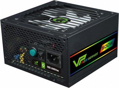 Блок живлення GameMax VP-500-RGB 500W