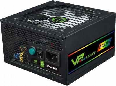 Блок живлення GameMax VP-500-M-RGB 500W