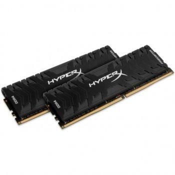 Модуль пам'яті для комп'ютера DDR4 16GB (2x8GB) 4000 MHz Kingston HyperX Predator (HX440C19PB3K2/16)