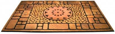Придверний килимок IzziHome Mozail Notre Dame 45x75 (2200000545442)